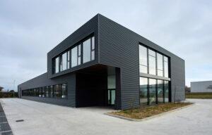 Petitpierre nouveau bâtiment à Boudry